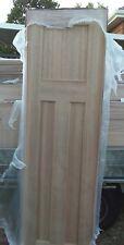 Solid timber interior door 2040 x 620 x 35  wardrobe cupboard double doors etc
