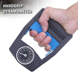 Hand Dynamometer Testers Electronic Portable Digital Grip Strength AU