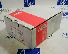 New ABB UA75-30-00RA Contactor 110/120V 50/60Hz Coil