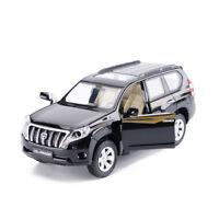 Toyota Land Cruiser Prado SUV 1:32 Diecast Model Car Toy Collection Sound&Light