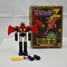 Mazinger Z Eternal Hero Series 1986 Bandai Die-Cast Figure
