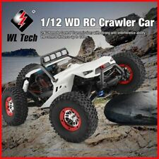 Alta Qualità WLtoys XK 12429 1:12 RC Auto Cingolato 40 Km / H 4WD 2.4G W0N9