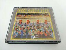 Jerry Garcia Band CD 1990 Tour Live 2-CD J.G.B. 1991 Arista JGB Grateful Dead