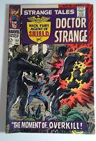 Strange Tales #151 (1966) Marvel 4.5 VG+ Comic Book Nick Fury Doctor Strange