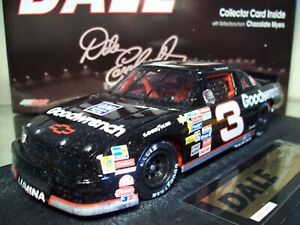 1990 DALE EARNHARDT #3 GM GOODWRENCH CHAMPIONSHIP LUMINA • 24K GOLD 1//24 DIECAST