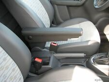 "Comfort Armrest Center Armrest "" Long "" Fabric Anthracite VW Caddy III+IV"