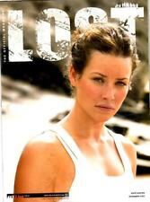 LOST OFFICIAL MAGAZINE - EVANGELINE LILLY - LIMITED EDITION VARIANT COVER #2B