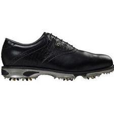 FootJoy Mens Dryjoys Tour Golf Shoes 53676 / Black (2 Pairs) UK 6 M £109! 2015