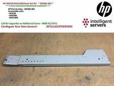 HP MSA30 msa1000 RACK RAIL KIT * 302465-001 *