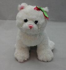 Kitty Cat Ribbon Tail Webkinz Plush No code Stuffed Animal Ganz