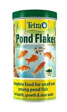 Tetra Pond Fish Flake 1L / 180g - Complete Food Young & Small Coldwater