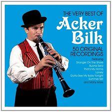 ACKER BILK  * 50 Greatest Hits* Import 2-CD BOX SET * Orig Songs * NEW & SEALED