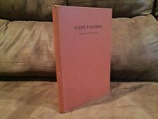 Game Farming, Horace Mitchell, Haley Pub. Co.,1930, 1st Ed., Hardcover,Very Good