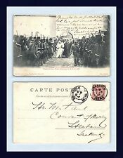 France Expulsion De Peres Chartreux 29 Avril1903 Posted To Father Paul, Straban