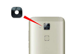 Rear back Camera Glass Lens with adhesive for Huawei G7 Plus G8 GX8 Replacement