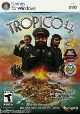 TROPICO 4 - PC GAME *** Brand New & Sealed ***