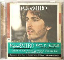 """MICKAËL MIRO : JUSTE COMME ÇA """"L'HORLOGE TOURNE (DAM DAM DEO)"""" [ CD ALBUM NEUF ]"""