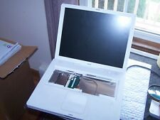 "APPLE iBOOK MODEL A1007 14"" FOR PARTS SOLD AS IS"