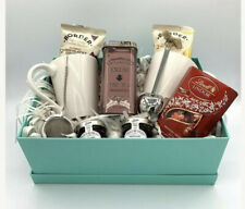 Tea For Two - Afternoon Tea Gift Set For Get Well / Anniversary Tea Set Biscuits