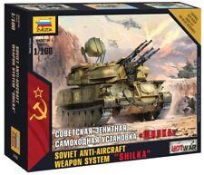 "Zvezda 1/100 Soviet Anti-Aircraft Weapon System ""Shilka"" # 7419"
