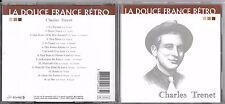 CD 14T LA DOUCE FRANCE RÉTRO CHARLES TRENET BEST OF 2002 CLOUD 9 PRODUCTIONS
