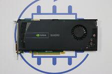 nVidia Quadro 4000 Grafikkarte 2GB GDDR5 DVI, 2x DisplayPort