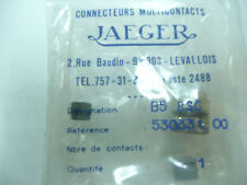 Jaeger 530331  Cable clam and Nut    NEW