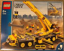 NEW & SEALED Lego Town City Construction 7249 XXL MOBILE CRANE
