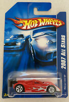2007 Hotwheels Ferrari 333 SP Red! Very Rare! Mint! MOC!