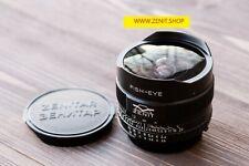 Zenitar f2.8/16mm Fish Eye Nikon F Mount full frame/Vollformat