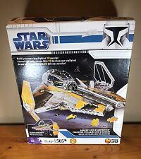 Star Wars Anakin's Jedi Starfighter 3D Puzzle 505 Pieces