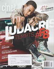 SPRING 2017 C/NET magazine - LUDACRIS - FAST AND FURIOUS 8 movie