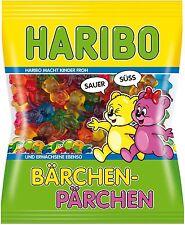 (100g=0,57€) Haribo Bärchen Pärchen - Fruchtgummi - 175 Gramm