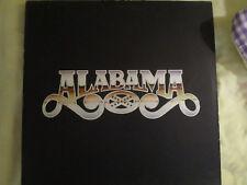 Alabama Self Titled S/T, German 1984 Import RCA LP