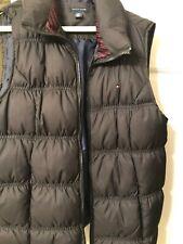Tommy Hilfiger Outdoor Vest Ladies Size Large Black