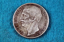 New listing 1927-R Italy 10 Lire Km#68.1!#C9452