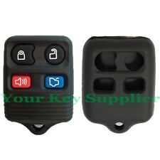 New Replacement Keyless Remote Key Fob Clicker & Silicone Protector for Ford
