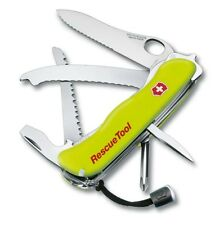 Victorinox 14 Function Rescue Survival Knife Pocket Tool With Pouch