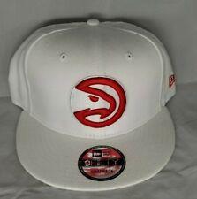 half off 7354b a83a2 Atlanta Hawks New Era NBA Snapback Hat Cap!