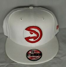 half off fe46b b58aa Atlanta Hawks New Era NBA Snapback Hat Cap!
