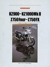 [BOOK] Kawasaki KZ900 KZ1000MK.ll Z750 Four Z750FX Handbook Z1-R Z900 Z1000 Z Z1