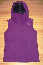 Orage Outerwear Freestyle freeski ski snowboard gilet vest Anne Dark purple s