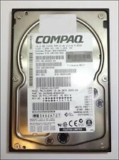 "COMPAQ 180726-002 BD018635C4 18.2GB INTERNAL 10000 RPM 3.5"" WIDE ULTRA 3 SCSI HD"