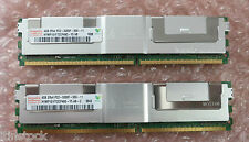 8Gb memory kit (2x4Gb) for DL360 DL380 G5 397415-B21 Equivel for ProLiant server