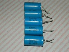 12uf 25 Volt Radial Non Polar High Frequency Capacitor Lot of 5 Pieces
