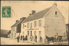60 BELLE-EGLISE CARTE POSTALE CAFE RESTAURANT HATTIN
