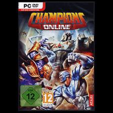 Champions Online NEU+OVP
