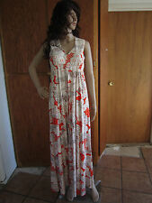 1960's Jumpsuit - by Fashion Genius KEYLOUN- Hot for 2015 Runway Debut  sz 10