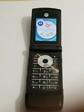 Motorola W series W490 - Black (T-Mobile) Cellular Phone please read
