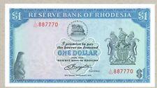 Rhodesia 1979 $1 P-38a UNC (62)